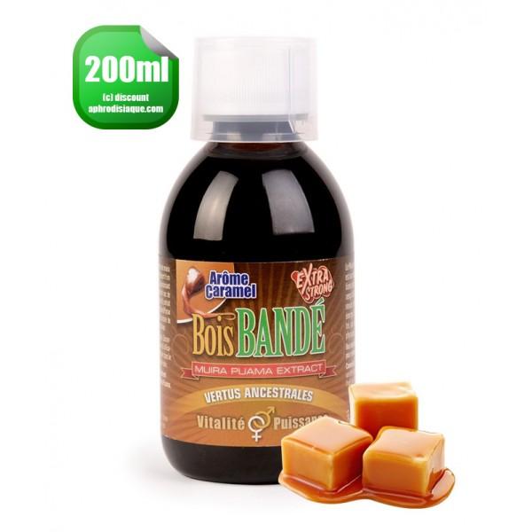 Bois Bandé Caramel