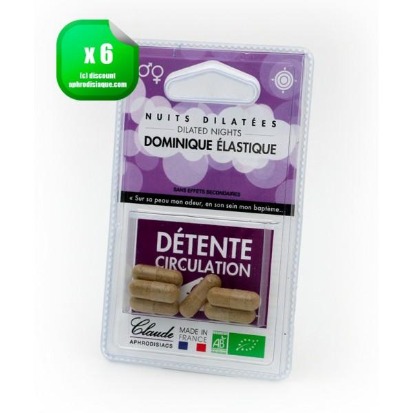 Dominique Élastique x6