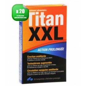 Titan XXL - Sexual booster