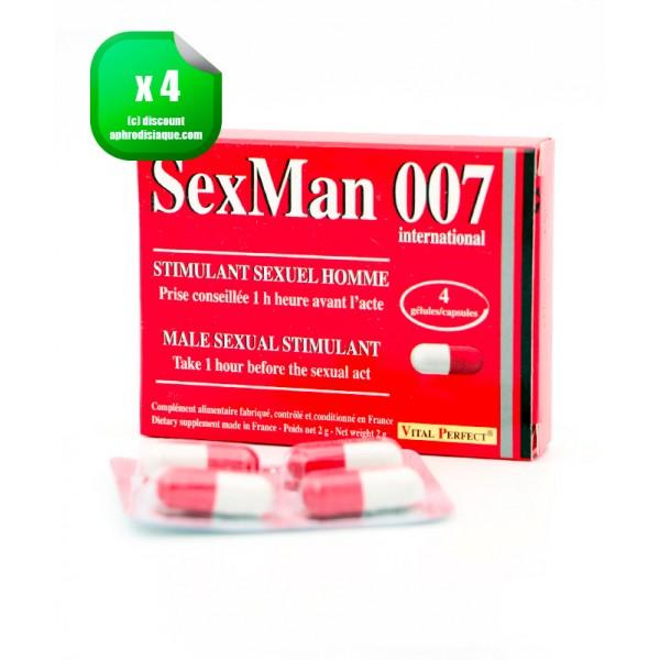 Aphrodisiaque Sexman 007